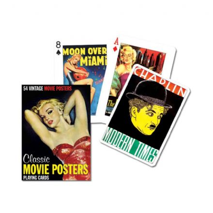 Movie Posters Playing Cards